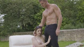 Stella Cox (Playing in the Backyard)