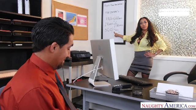 [Naughty America] Priya Price (Naughty Office)