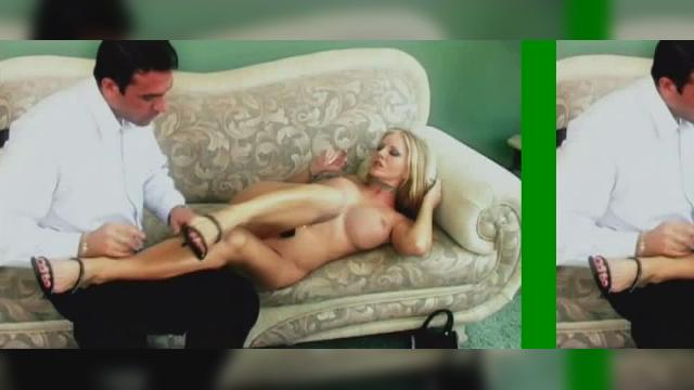 Amber Michaels knows a thing or two about giving great head and putting