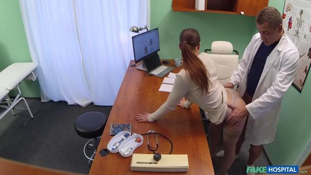 Caroline Ardolino (Doctor gets.sexy patients pussy wet)