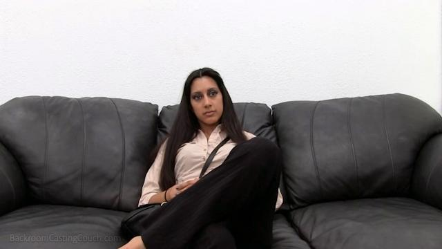 Backroom Casting Couch jasmine