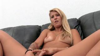 Backroom Casting Couch kimberly