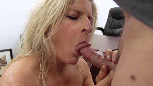 Backroom Casting Couch Mom Desiree