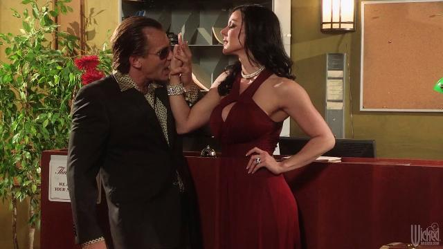 Kendra Lust Hotel No Tell (2013)