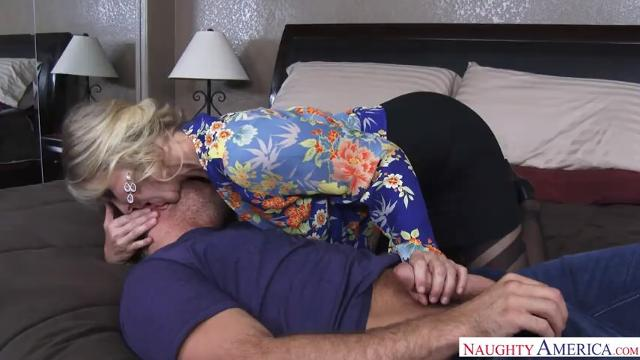 Julia Ann & Chad White