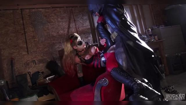 Batman V Superman XXX An Axel Braun