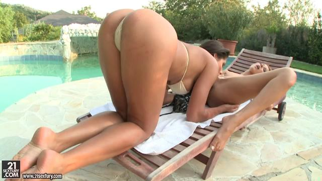 Cindy Hope And Zafira Hot Sexxxy