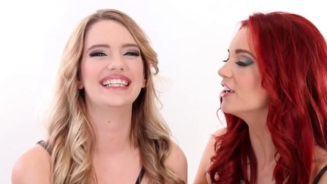 Jayden Cole And Kenna James Hot Sexxxy