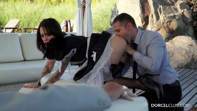 Nikita Bellucci ( Nikita, being watched by her master)