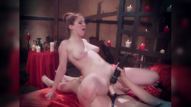 Lesbian bdsm music compilation (Penny Pax And Mona Wales)