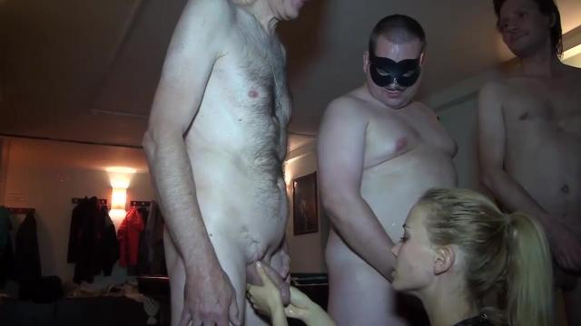 Наталья Немчинова Gangbang Party!