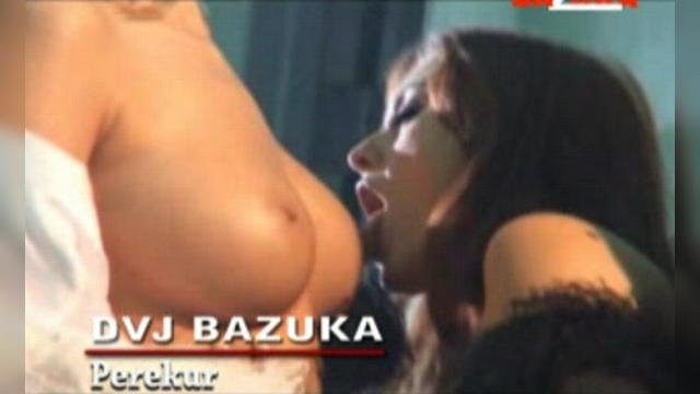 DVJ Bazuka Perekur(Uncensored)